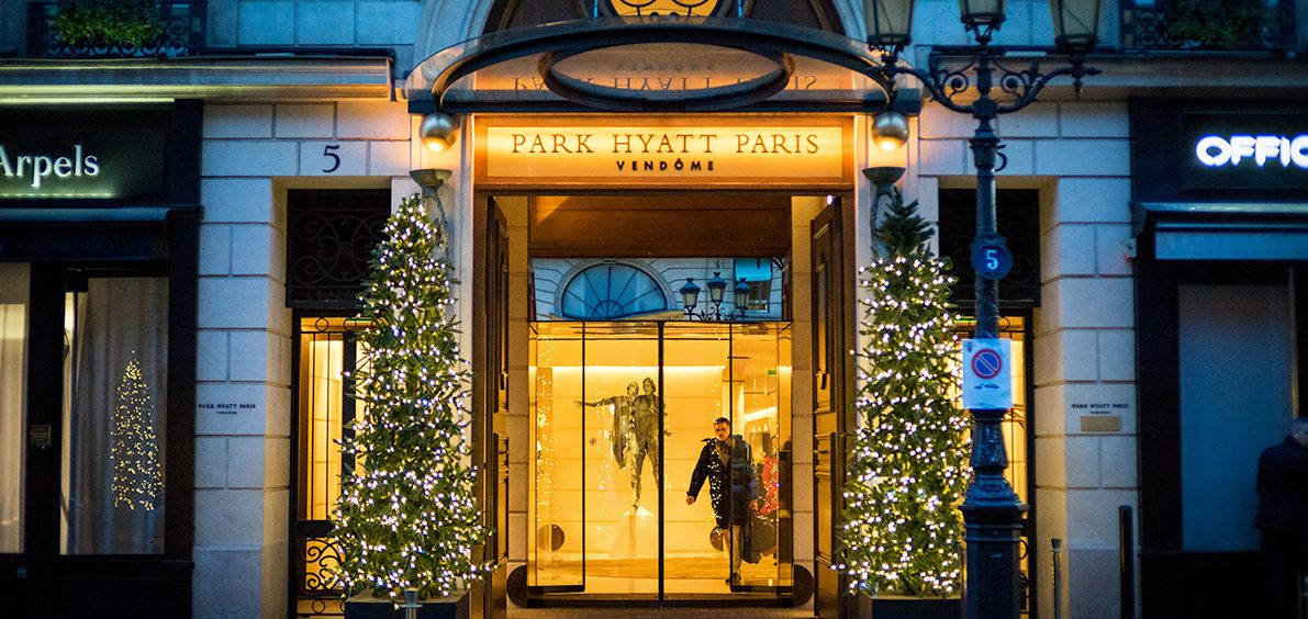 le Park Hyatt Paris Vendôme