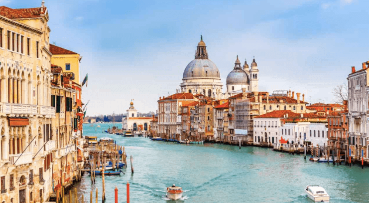 Destination Italie - top tourisme