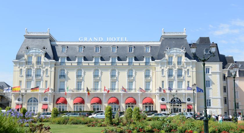 LE GRAND HÔTEL CABOURG - MGALLERY COLLECTION