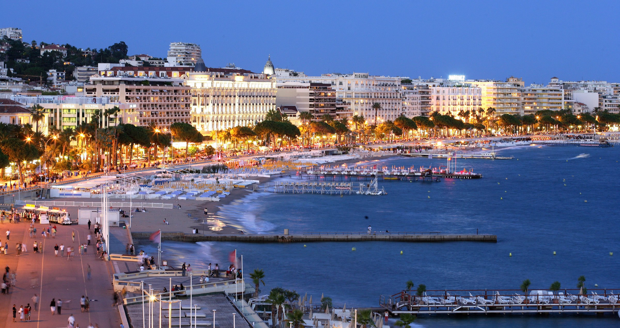 Destination en France - Cannes