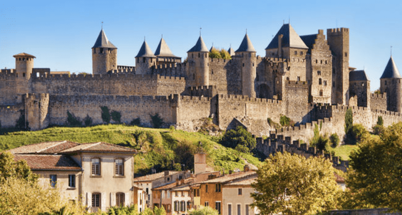 Destination luxe - Carcassonne