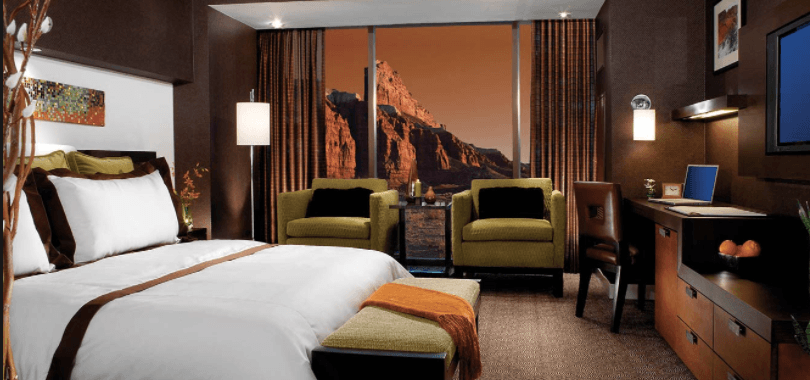 hotel de luxe Las Vegs - Red Rock Resort