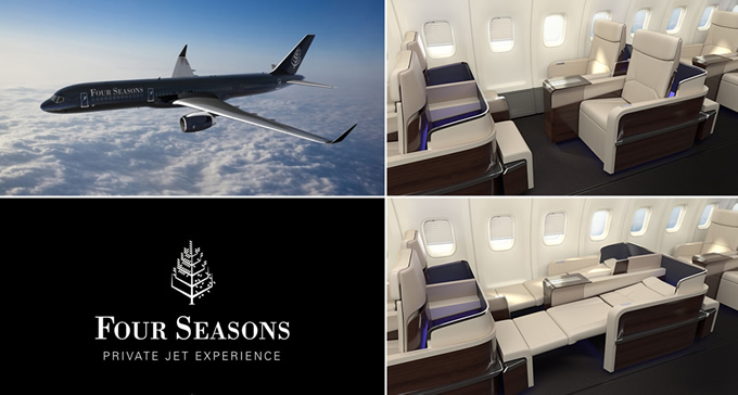 four season boig 757 vue d'ensemble