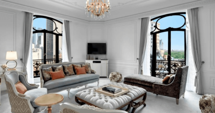 Dior Suites - Saint Regis New York