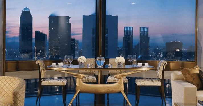 Hotel de luxe de New York - Four Seasons